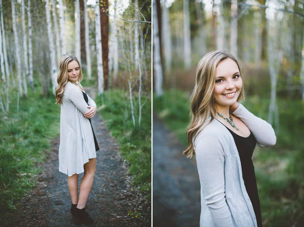13 Avery Shevlin Park Bend Oregon Senior Photos