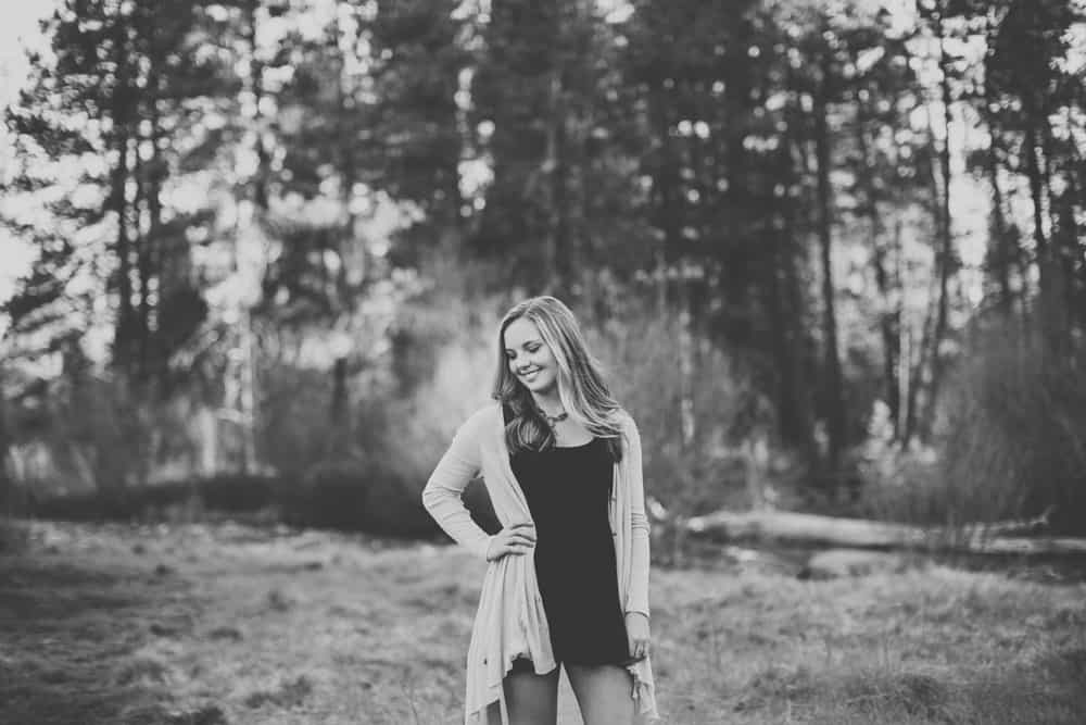 17 Avery Shevlin Park Bend Oregon Senior Photos