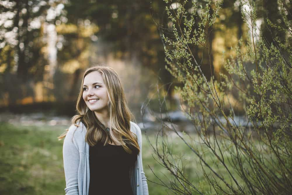 18 Avery Shevlin Park Bend Oregon Senior Photos
