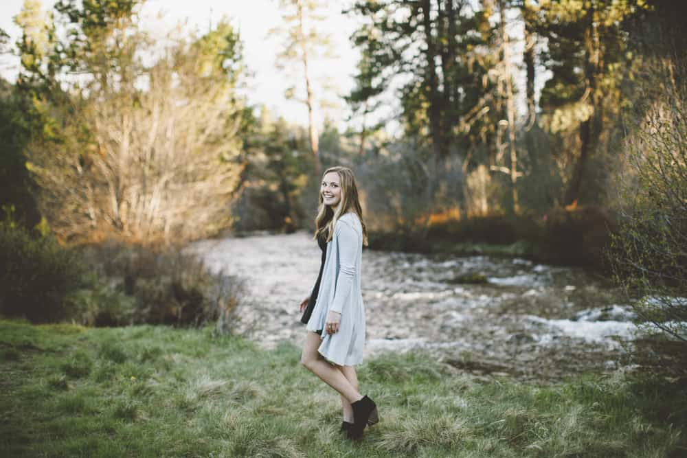 19 Avery Shevlin Park Bend Oregon Senior Photos