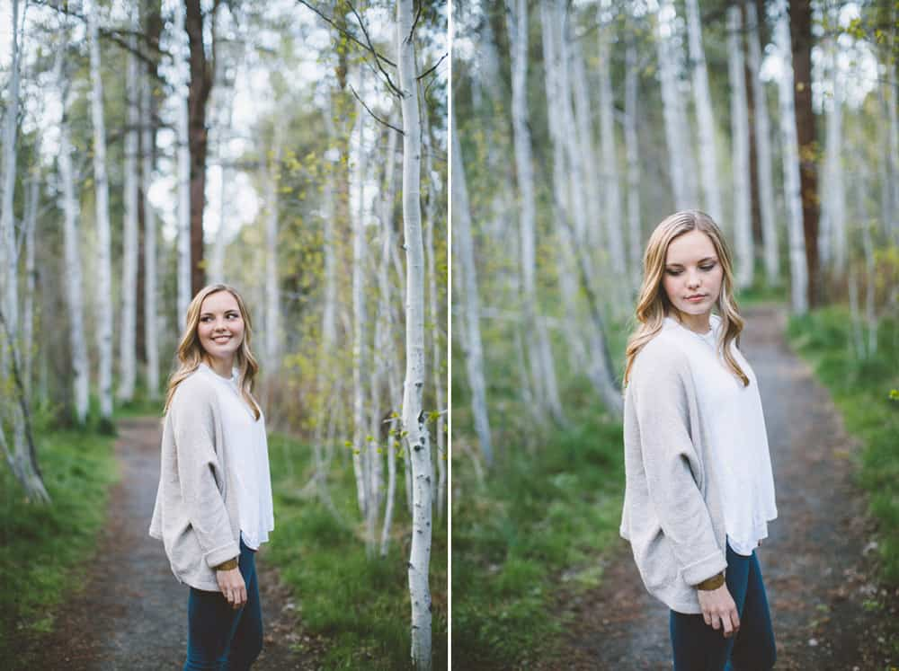 2 Avery Shevlin Park Bend Oregon Senior Photos