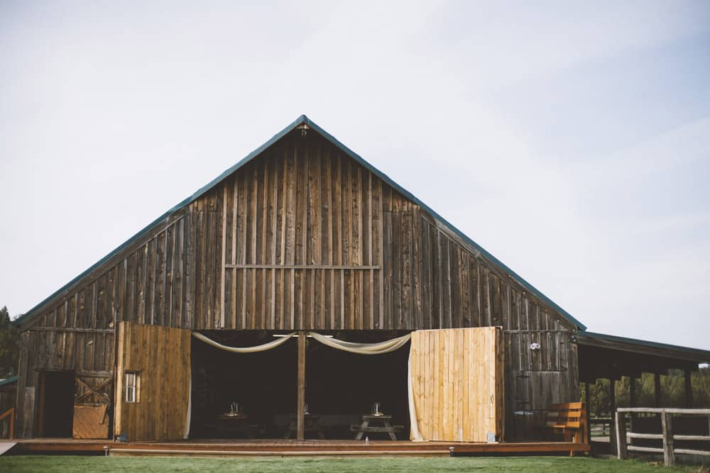 21 Heather and Jake Central Oregon Rustic Barn Wedding
