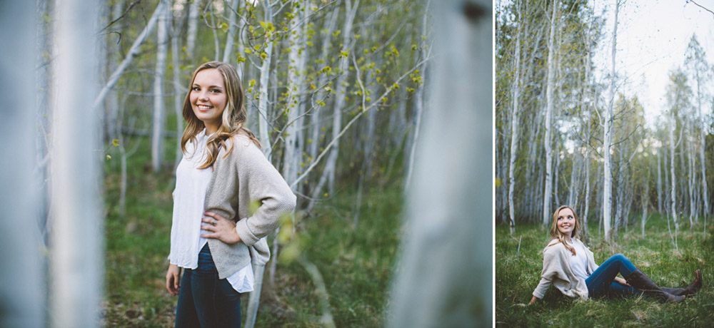 4 Avery Shevlin Park Bend Oregon Senior Photos