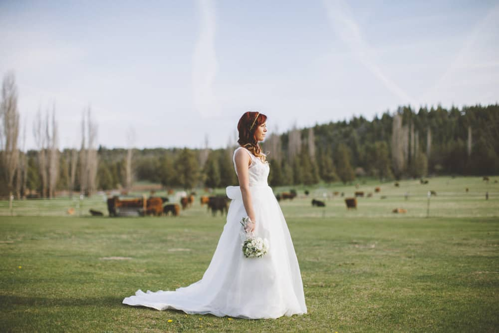 41 Heather and Jake Central Oregon Rustic Barn Wedding