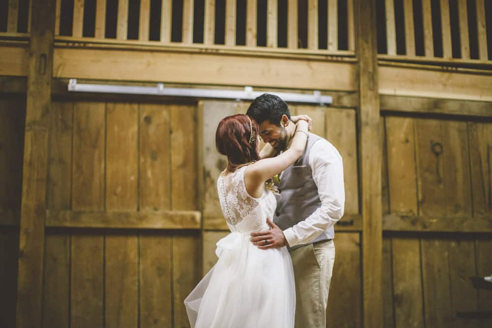 66 Heather and Jake Central Oregon Rustic Barn Wedding