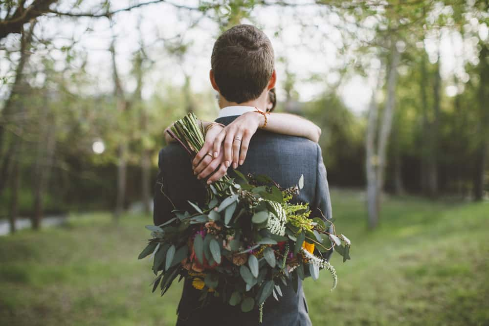 18 Sarah Forest Montana Backyard Wedding