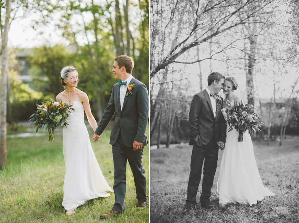 19 Sarah Forest Montana Backyard Wedding