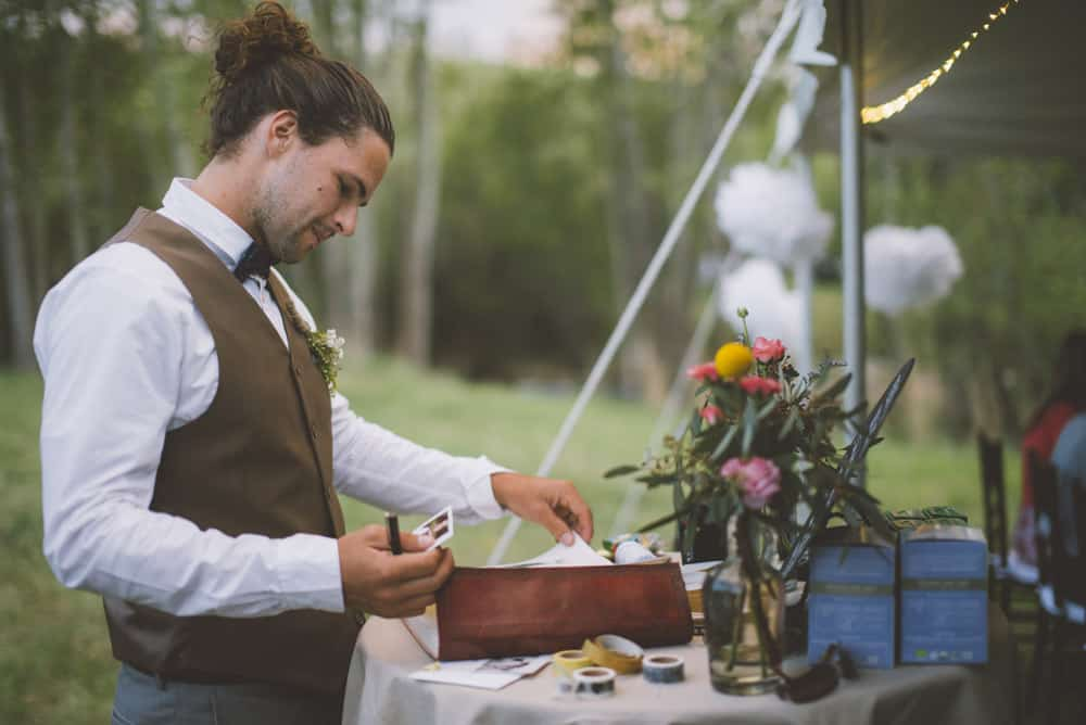 4 Sarah Forest Montana Backyard Wedding