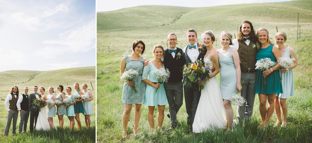 5 Sarah Forest Montana Backyard Wedding