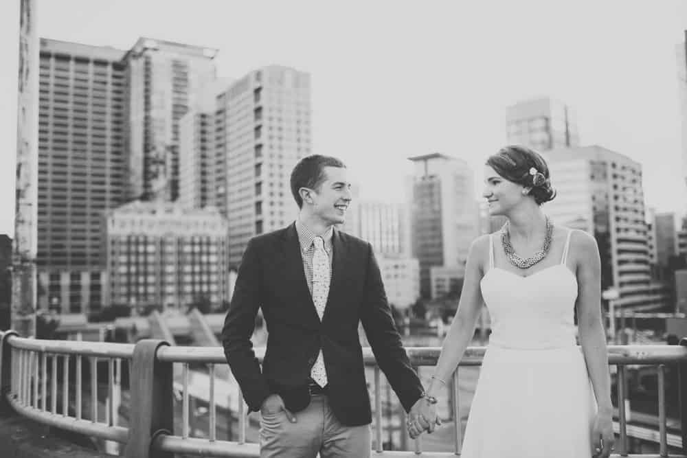 Seattle Capitol Hill Indie Wedding Blog 107