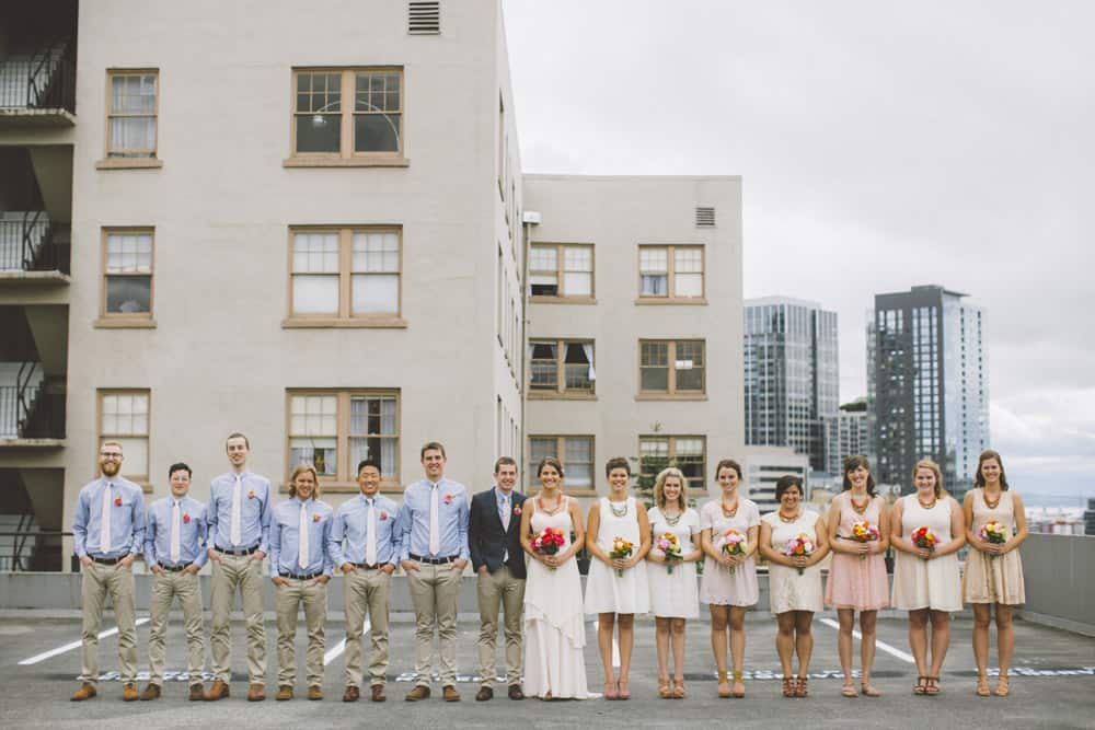 Seattle Capitol Hill Indie Wedding Blog 62