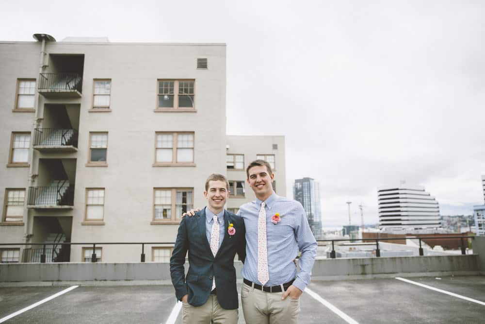 Seattle Capitol Hill Indie Wedding Blog 71