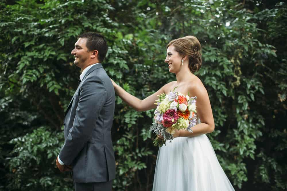 Heather Adam Grandview Farm Backyard Elegant Summer Wedding 0017