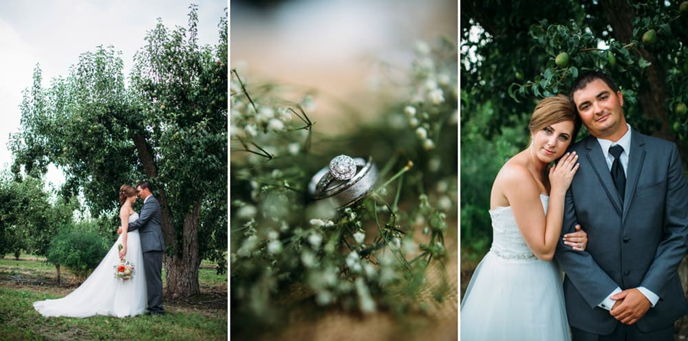 Heather Adam Grandview Farm Backyard Elegant Summer Wedding 0021