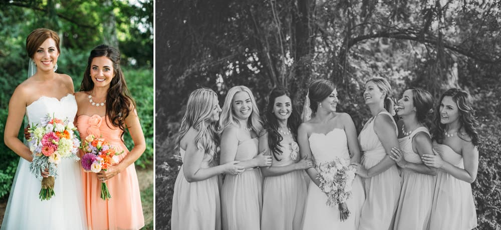 Heather Adam Grandview Farm Backyard Elegant Summer Wedding 0026