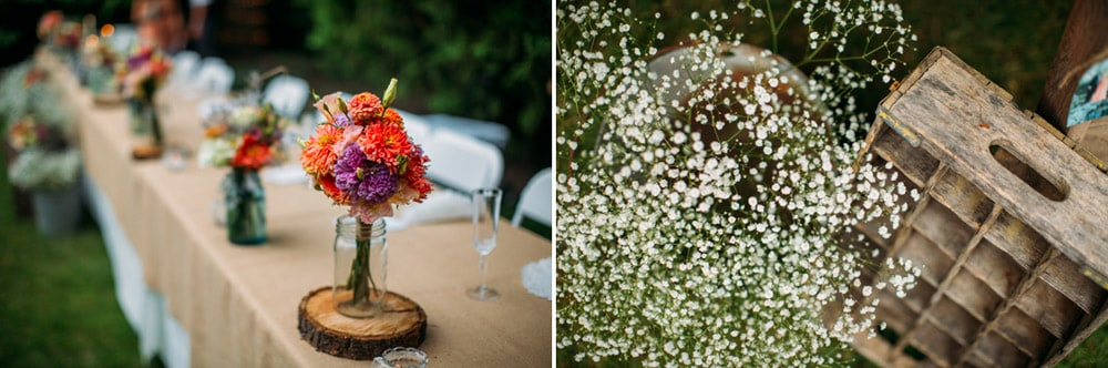 Heather Adam Grandview Farm Backyard Elegant Summer Wedding 0039