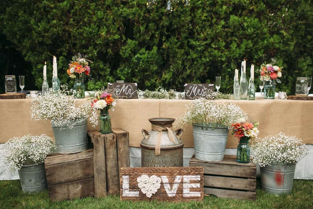 Heather Adam Grandview Farm Backyard Elegant Summer Wedding 0040