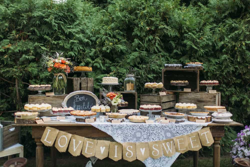 Heather Adam Grandview Farm Backyard Elegant Summer Wedding 0050