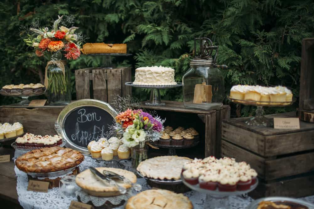Heather Adam Grandview Farm Backyard Elegant Summer Wedding 0052