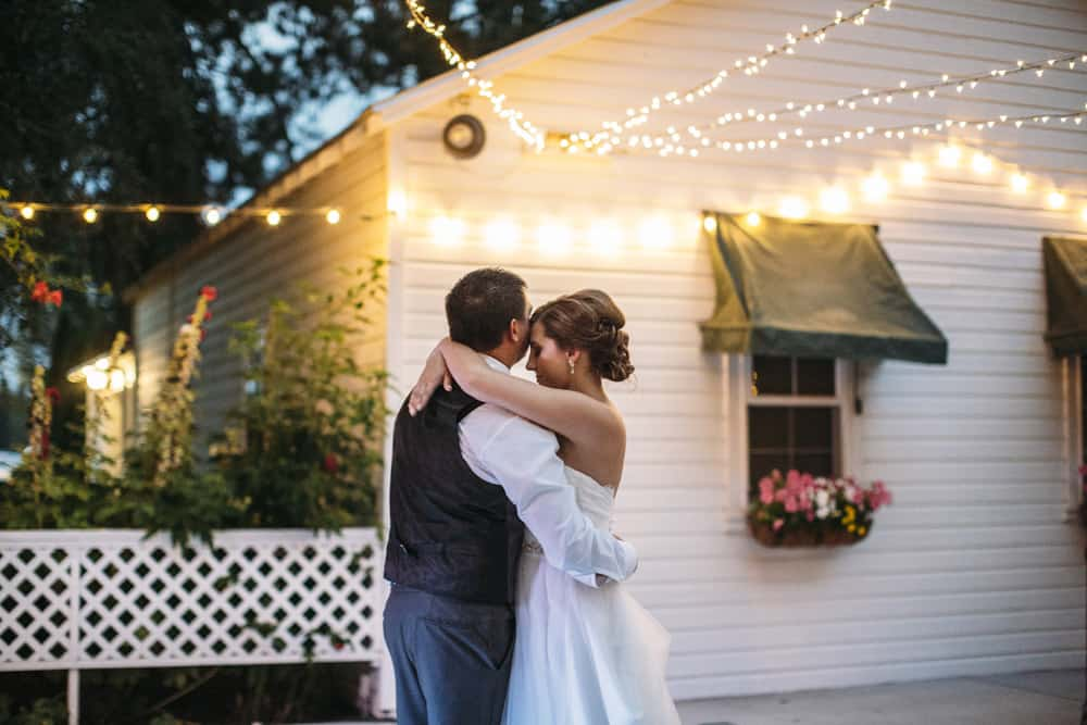 Heather Adam Grandview Farm Backyard Elegant Summer Wedding 0073