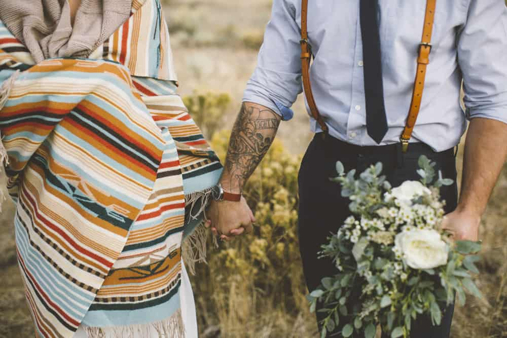 stylish mountain meadow elopement central oregon victoria carlson photography 0001