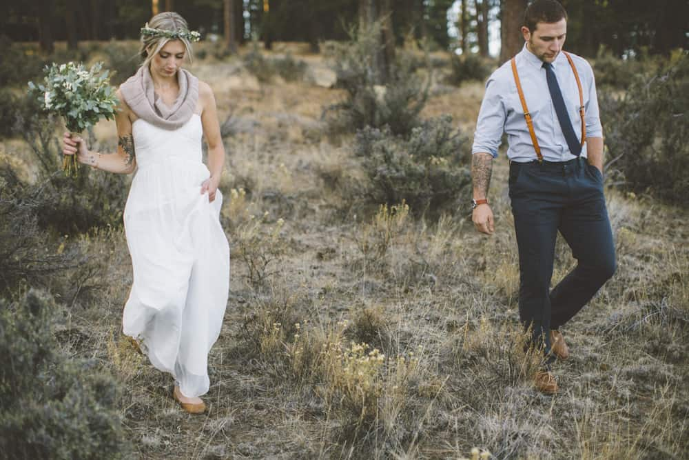 stylish mountain meadow elopement central oregon victoria carlson photography 0034