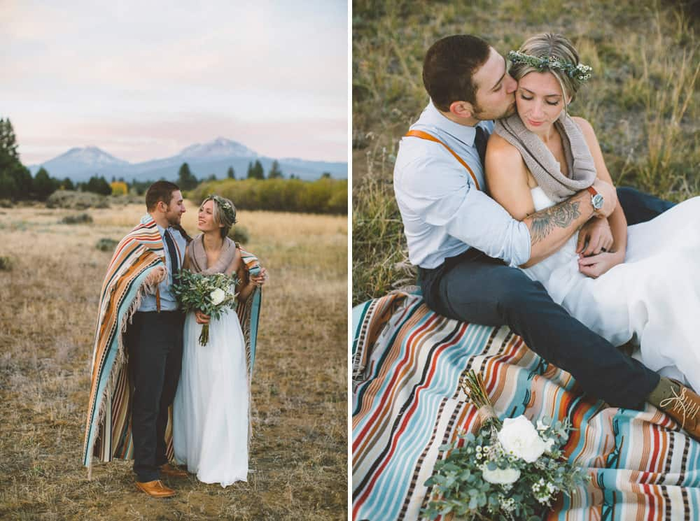 stylish mountain meadow elopement central oregon victoria carlson photography 0035