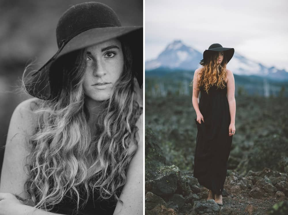 Central Oregon Sisters Bend Senior Session Outdoor Lake Lava Flow Adventure 021