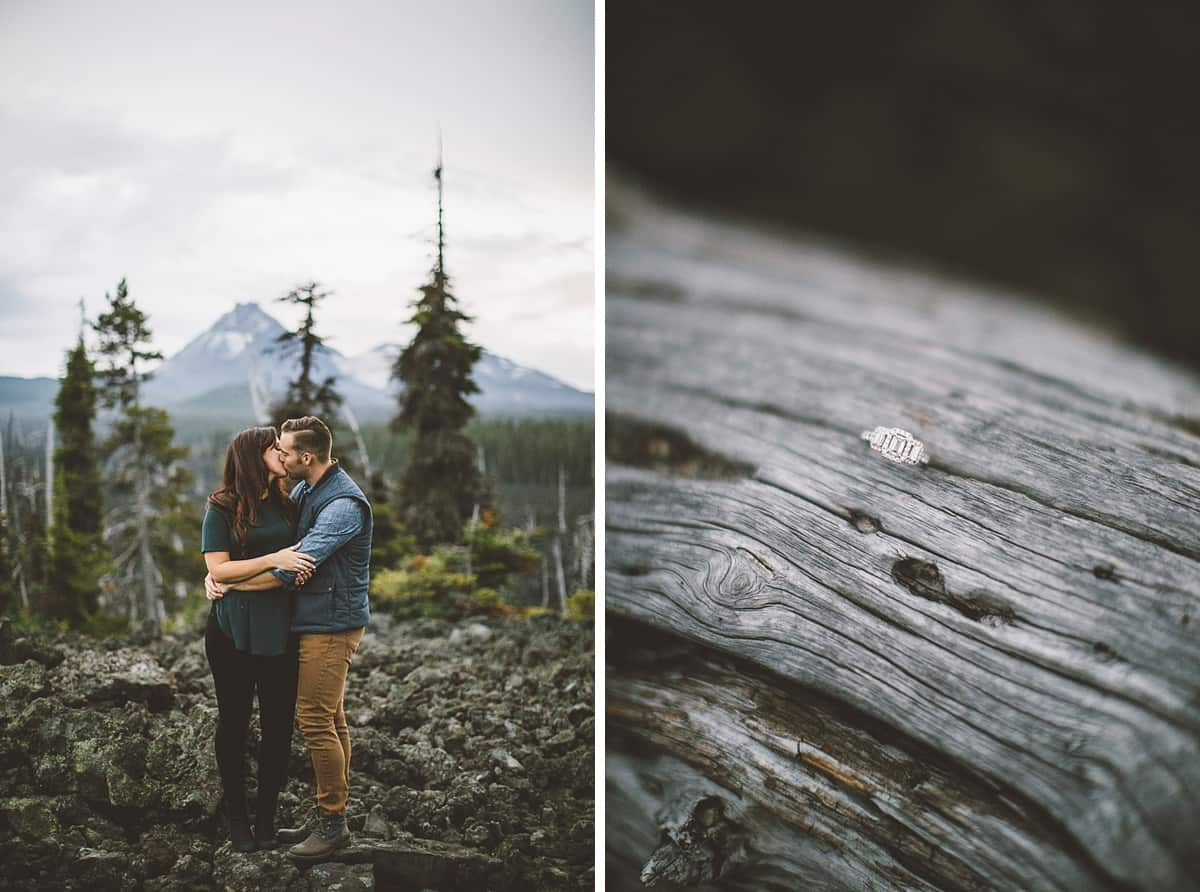 Bend Central Oregon Engagement Adventure Session Victoria Carlson 0024