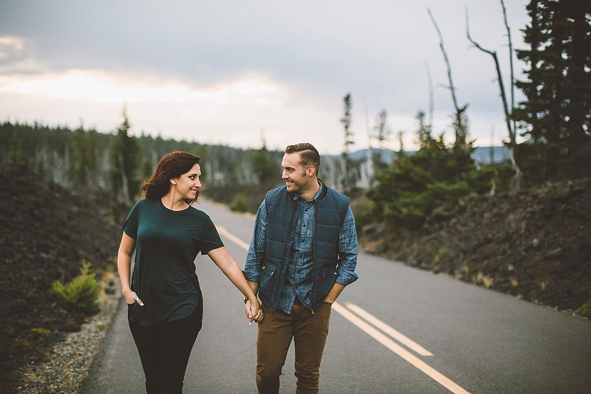Bend Central Oregon Engagement Adventure Session Victoria Carlson 0026