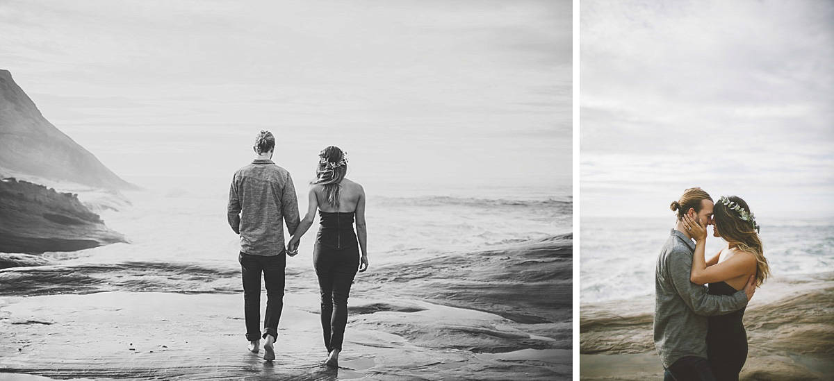 Oregon Coast Engagement Victoria Carlson Wedding Photographer 0004