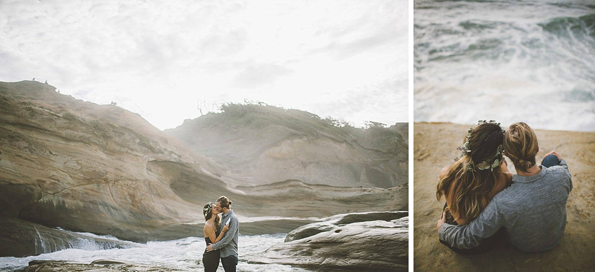 Oregon Coast Engagement Victoria Carlson Wedding Photographer 0008