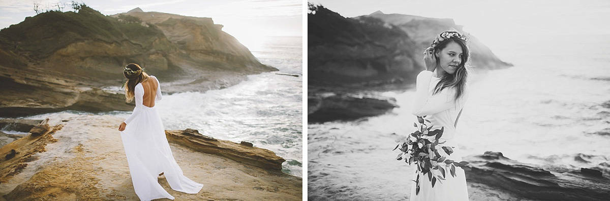 Oregon Coast Engagement Victoria Carlson Wedding Photographer 0014