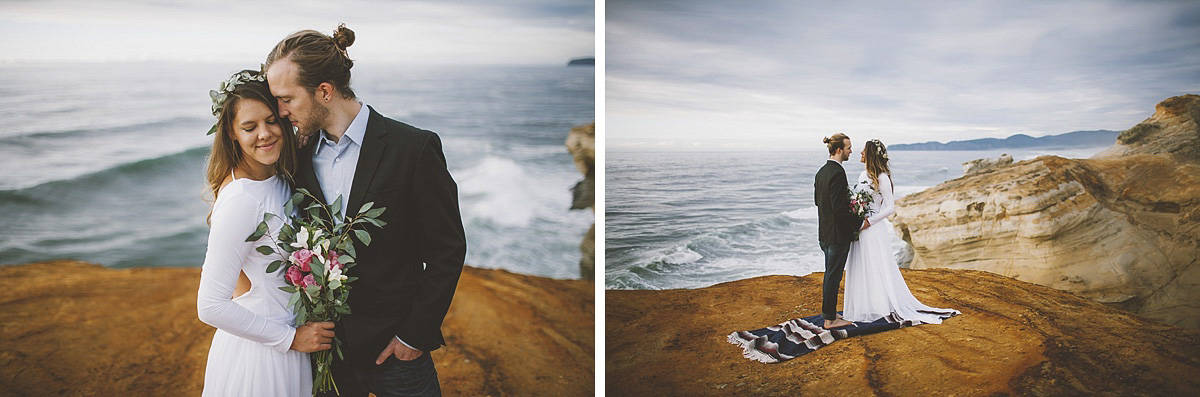 Oregon Coast Engagement Victoria Carlson Wedding Photographer 0020