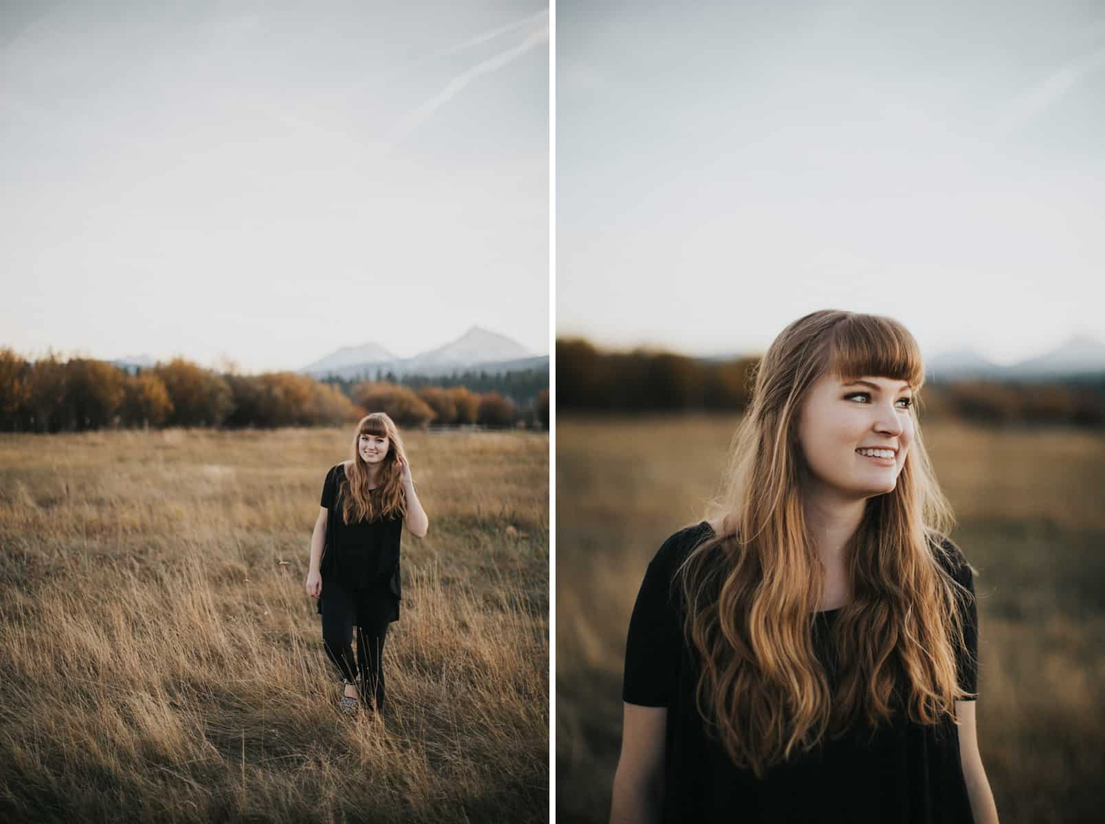 Bend Oregon Black Butte Ranch Senior Session 0010