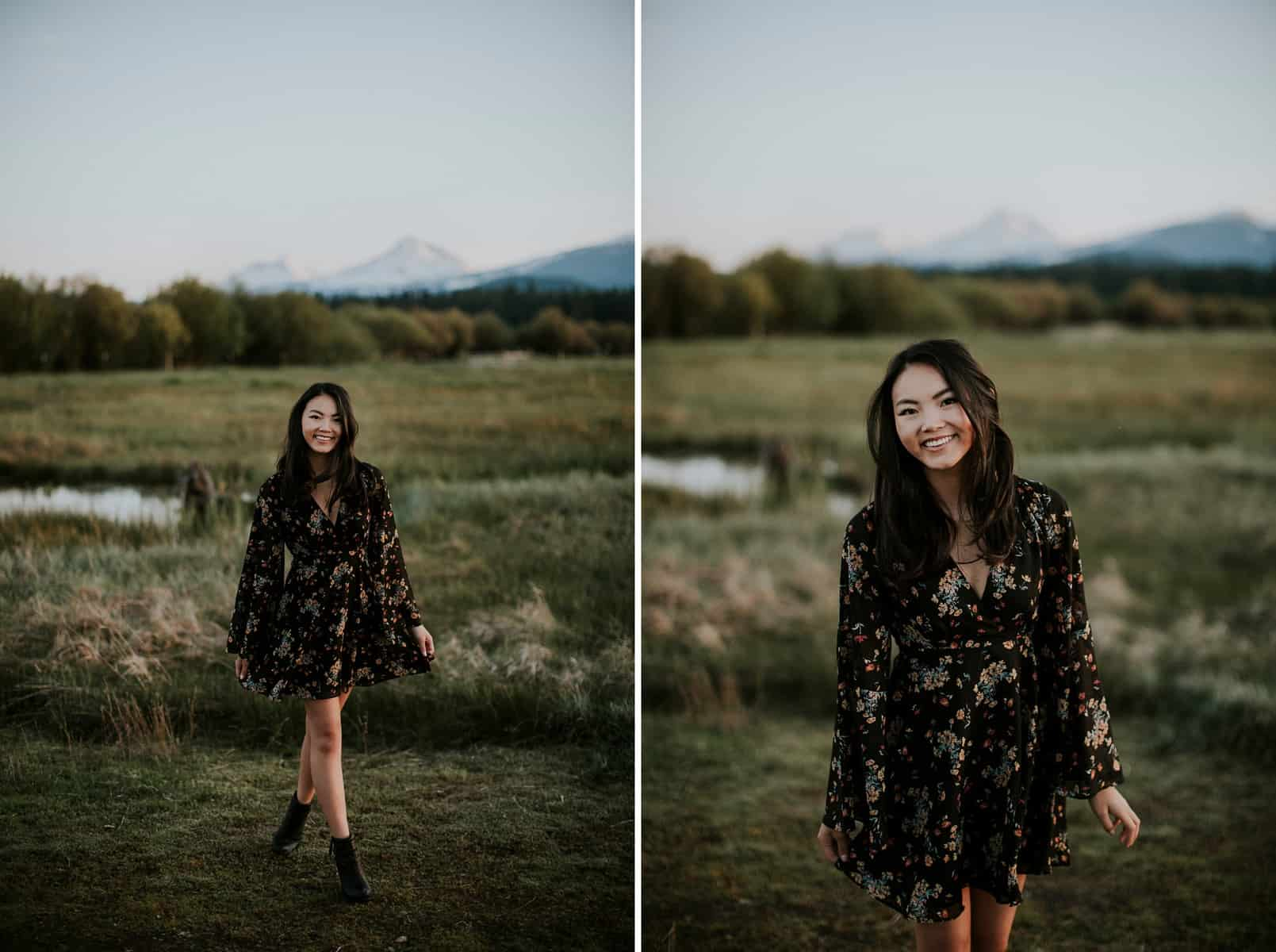 Victoria Carlson Lara Bend Oregon Senior Photos Black Butte Ranch 019