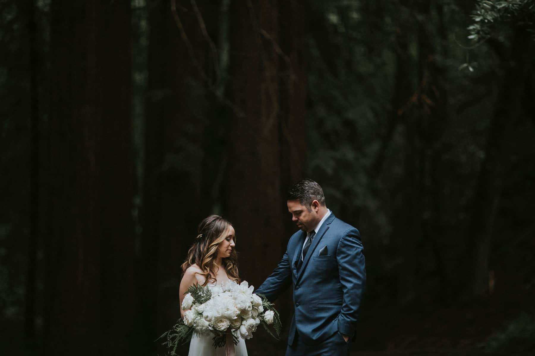 Victoria Carlson Lindsay Eugene Redwoods Northern California Bay Area Wedding 0021