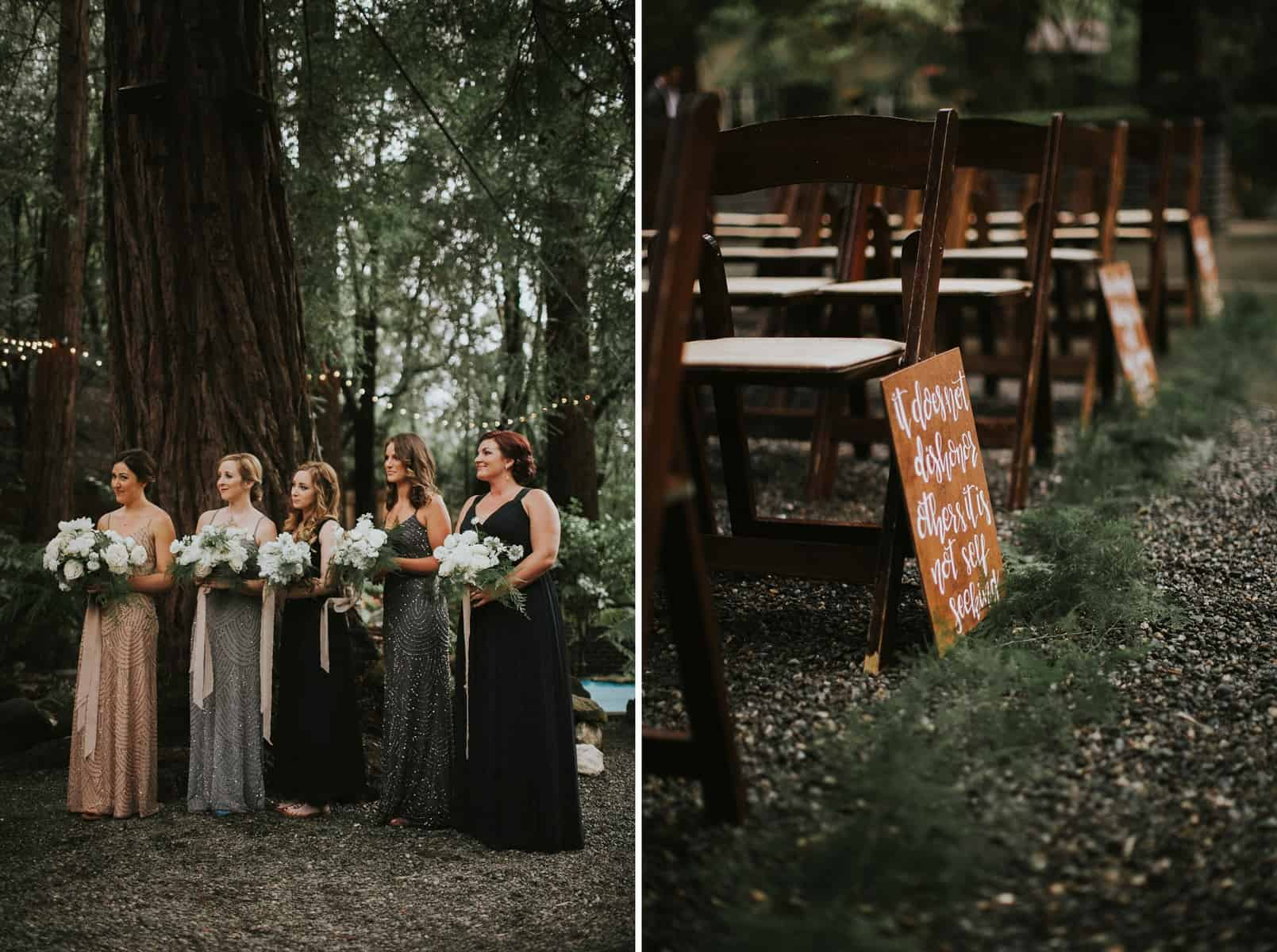 Victoria Carlson Lindsay Eugene Redwoods Northern California Bay Area Wedding 0051