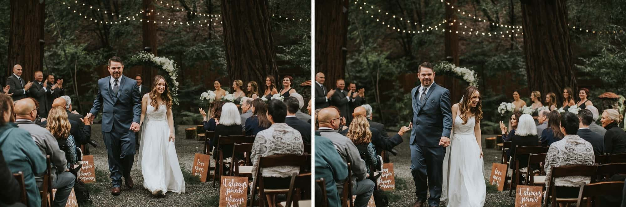 Victoria Carlson Lindsay Eugene Redwoods Northern California Bay Area Wedding 0058