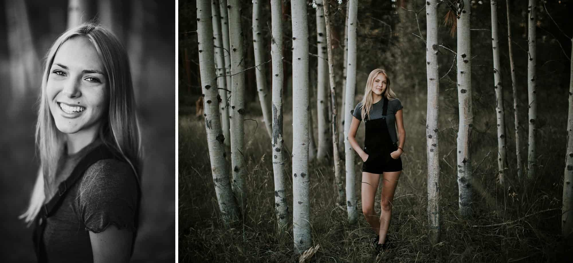 Victoria Carlson Bend Central Oregon Senior Photos Black Butte Ranch 0003