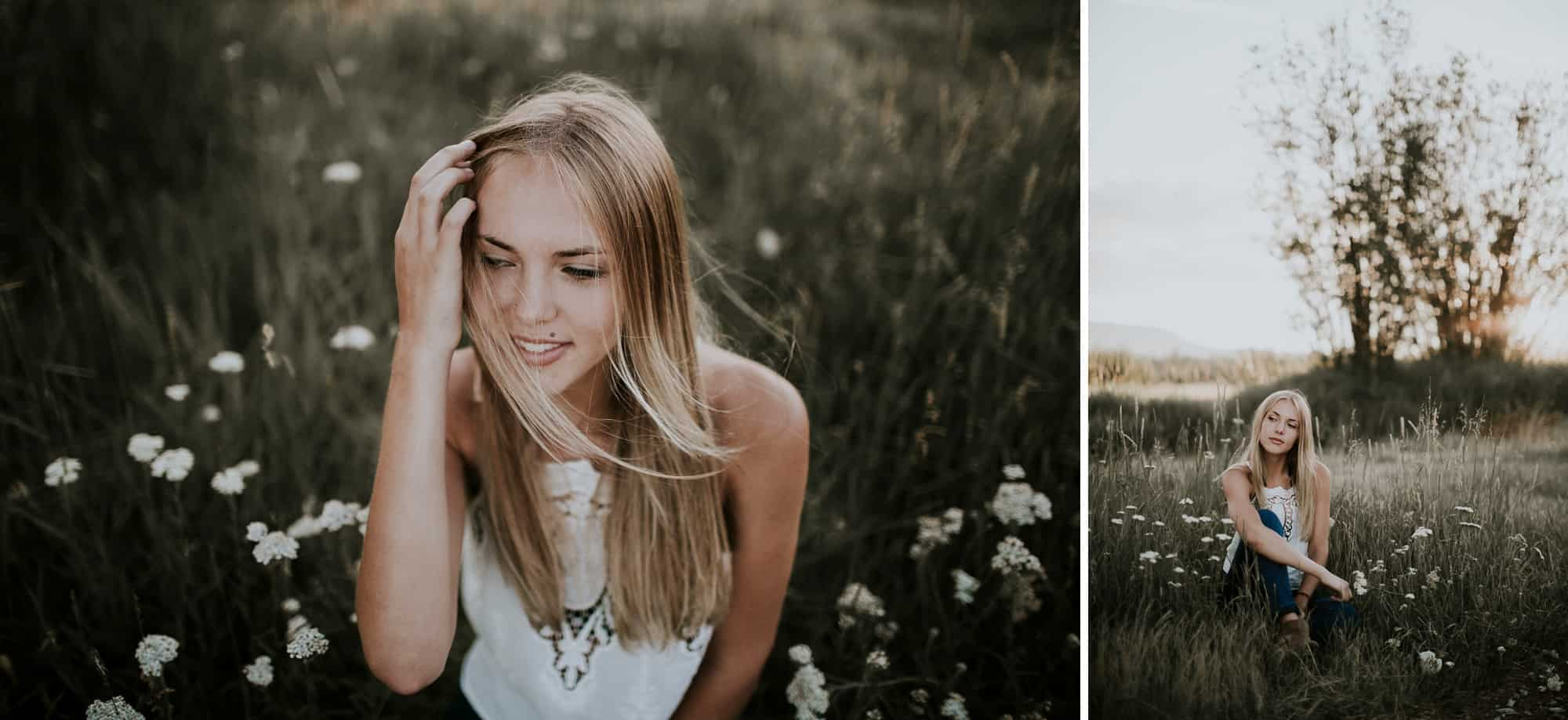 Victoria Carlson Bend Central Oregon Senior Photos Black Butte Ranch 0020