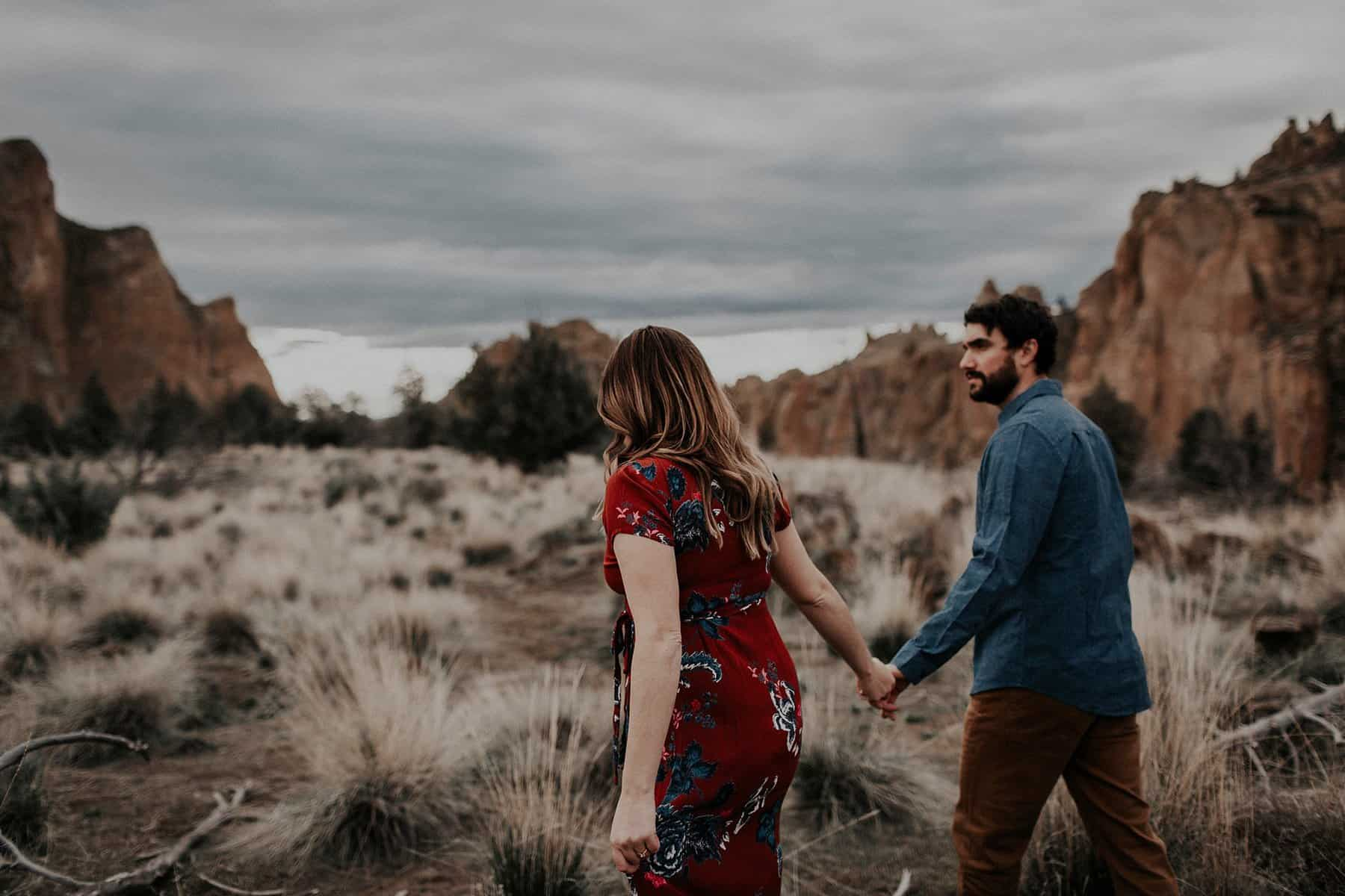 Central Oregon Smith Rock NW Engagement 011