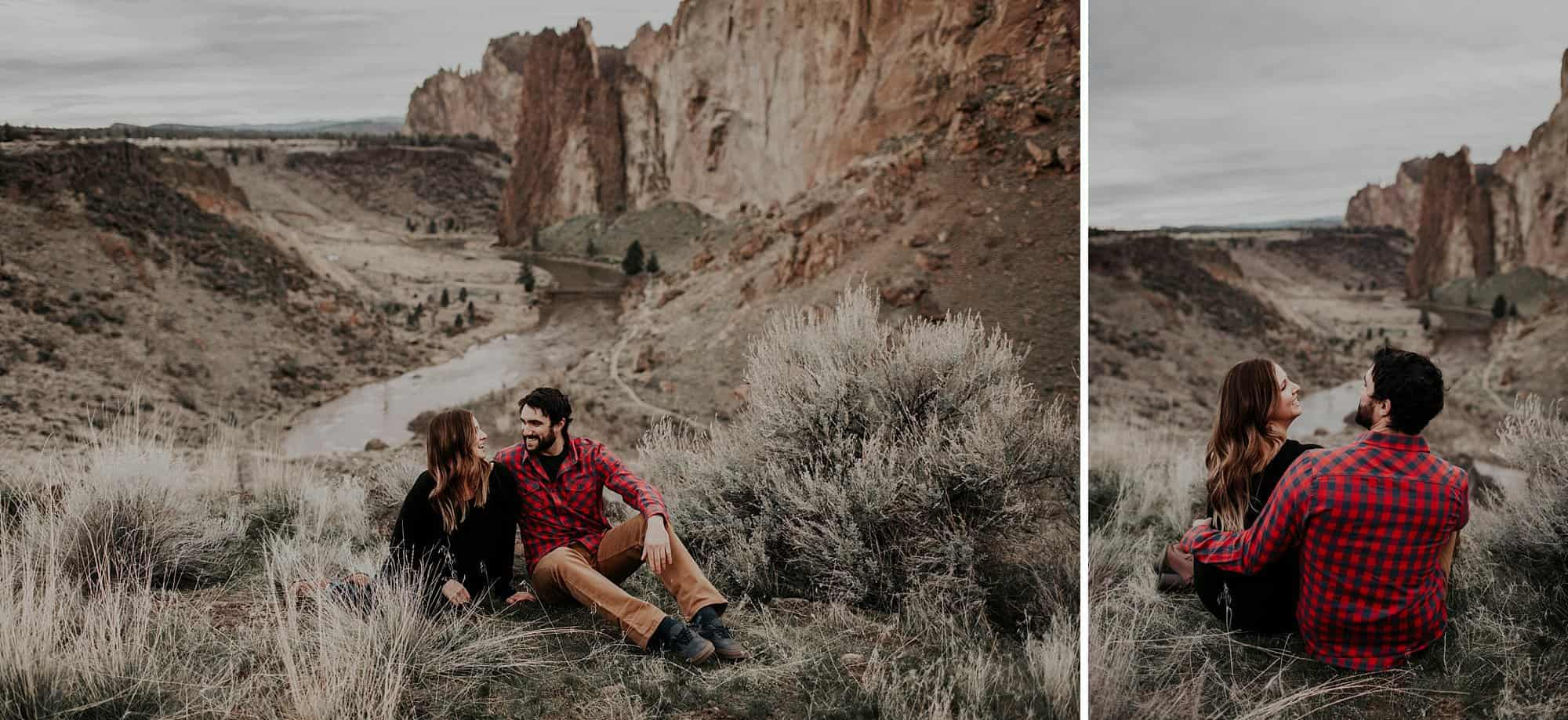 Central Oregon Smith Rock NW Engagement 020