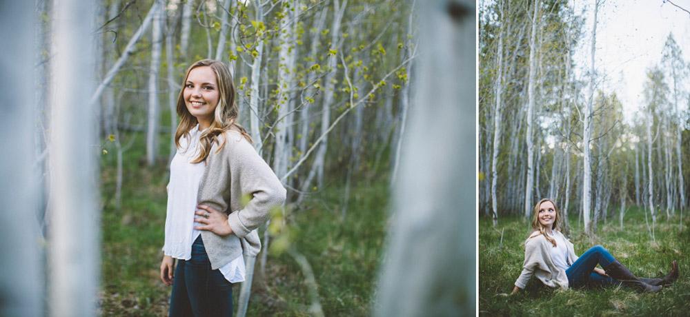 4 Avery Shevlin Park Bend Oregon Senior Photos