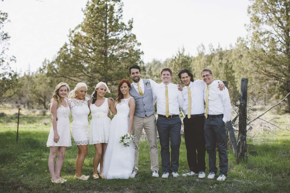 51 Heather and Jake Central Oregon Rustic Barn Wedding
