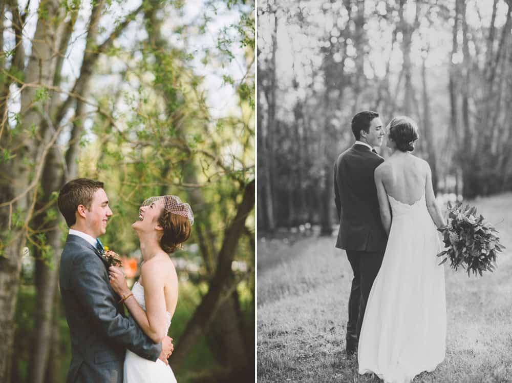 22 Sarah Forest Montana Backyard Wedding