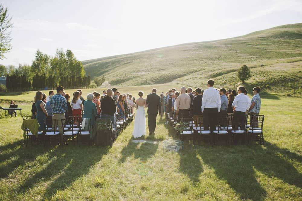 3 Sarah Forest Montana Backyard Wedding