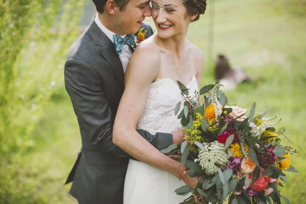 5 Sarah Forest Montana Backyard Wedding