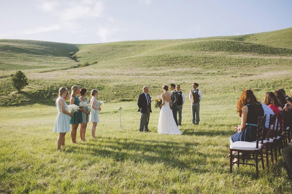 6 Sarah Forest Montana Backyard Wedding