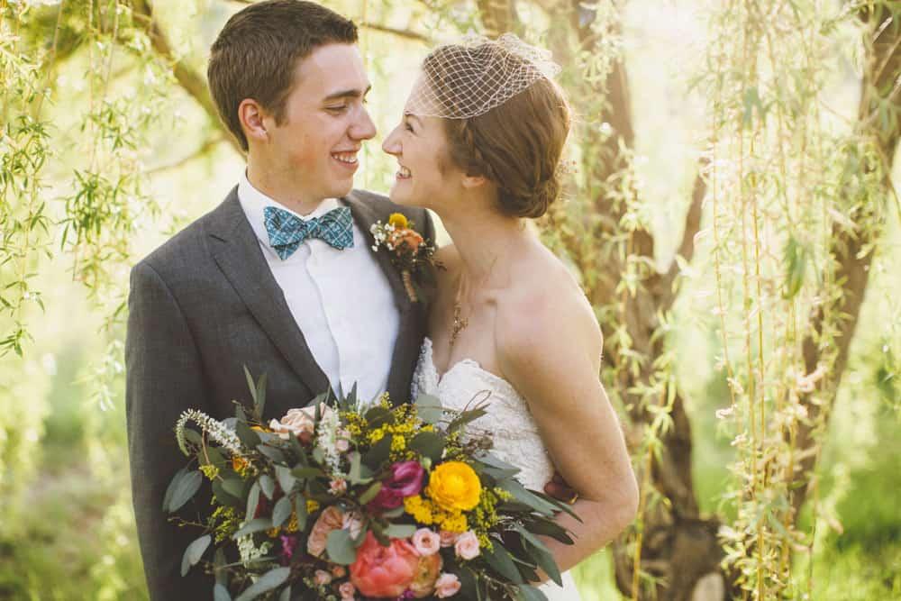 9 Sarah Forest Montana Backyard Wedding